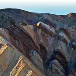 Mountains Fold-mountain