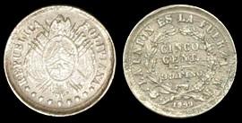 Medalla de la Independencia de Bolivia (1825) 24-157