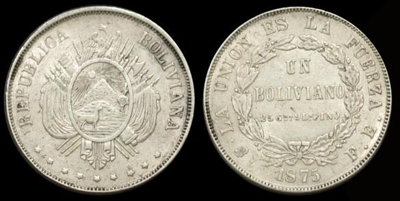 Medalla de la Independencia de Bolivia (1825) 24-160