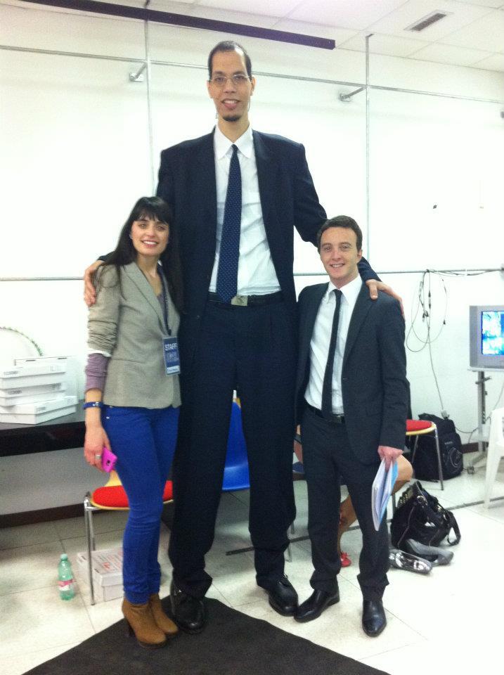 ¿Cuánto mide Sultan Kösen? - Altura - Real height Brahim_takioullah18