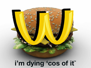 McDonalds Fast Food: Toxic Ingredients Include Putty & Cosmetic Petrochemicals   Health Burger_5