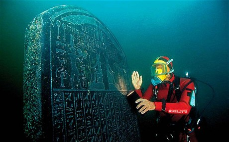 Lost Egyptian City Thonis-Heracleion Revealed After 1,200 Years Under Sea Heracleion-3__2548197c