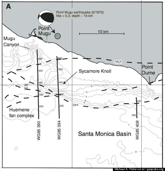 Massive Underwater Entrance Discovered Off The California Coast  O-SYCAMOREKNOLL-570