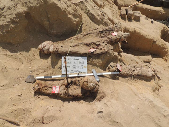 Egyptian Cemetery with 1 Million Bodies Stumps Scientists 11-1