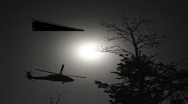 UFO News ~ SOLDIERS CLOSE ENCOUNTER WITH AN ALIEN TRIANGLE and MORE ARTICLE-TRIANGLE-KEN-PFEIFER-2-1-16