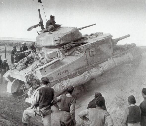 2ème bataille d'El-Alamein ... Le début de la fin pour l'Afrika Korps - Page 3 M3leegrant1
