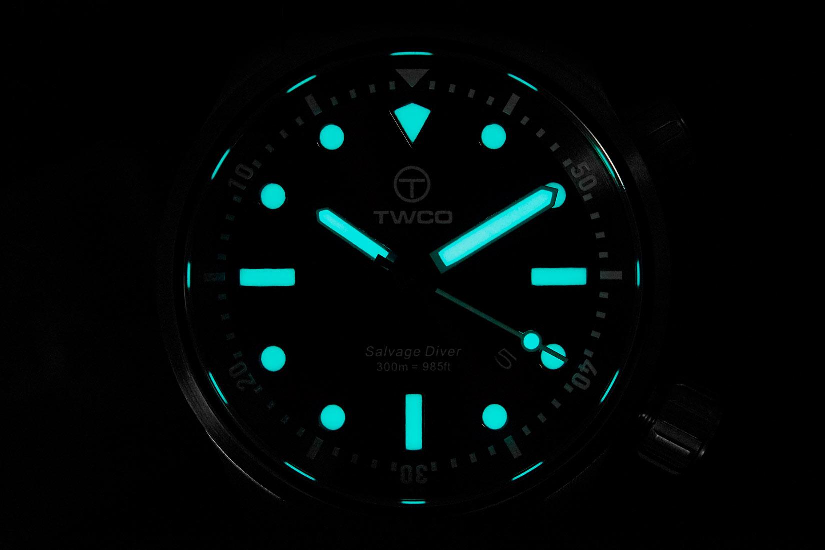 TWCO's new Salvage Diver TWCO-Salvage-Diver-Lume