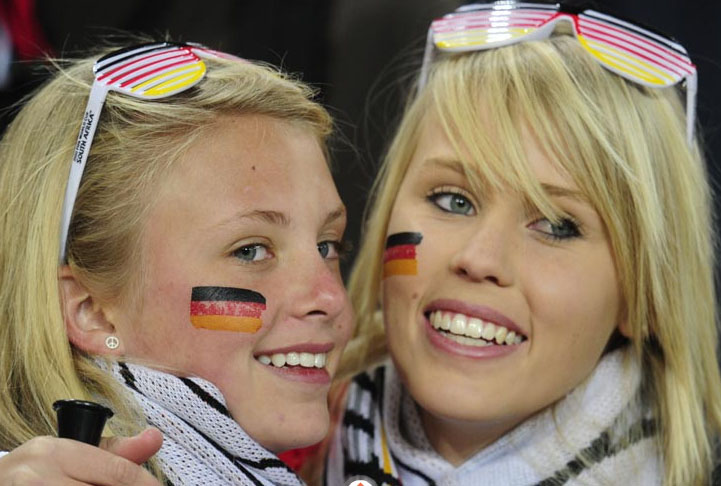 Gente simpatica e juvenil  - Página 2 Alemas