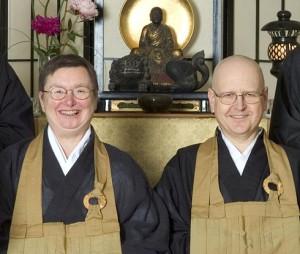 Rev. Sensei Kyogen Carlson has died Gyokuko-Kyogen-Zendo-490-300x254