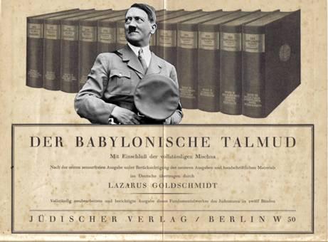 Электронный концлагерь Hitler_talmud