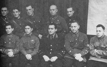 Масоны и евреи Ezhov_camaradas