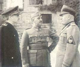 Масоны и евреи Franco_mussolini
