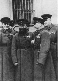 Масоны и евреи Tukhachevsky_gamarnik_voroshilov_egorov
