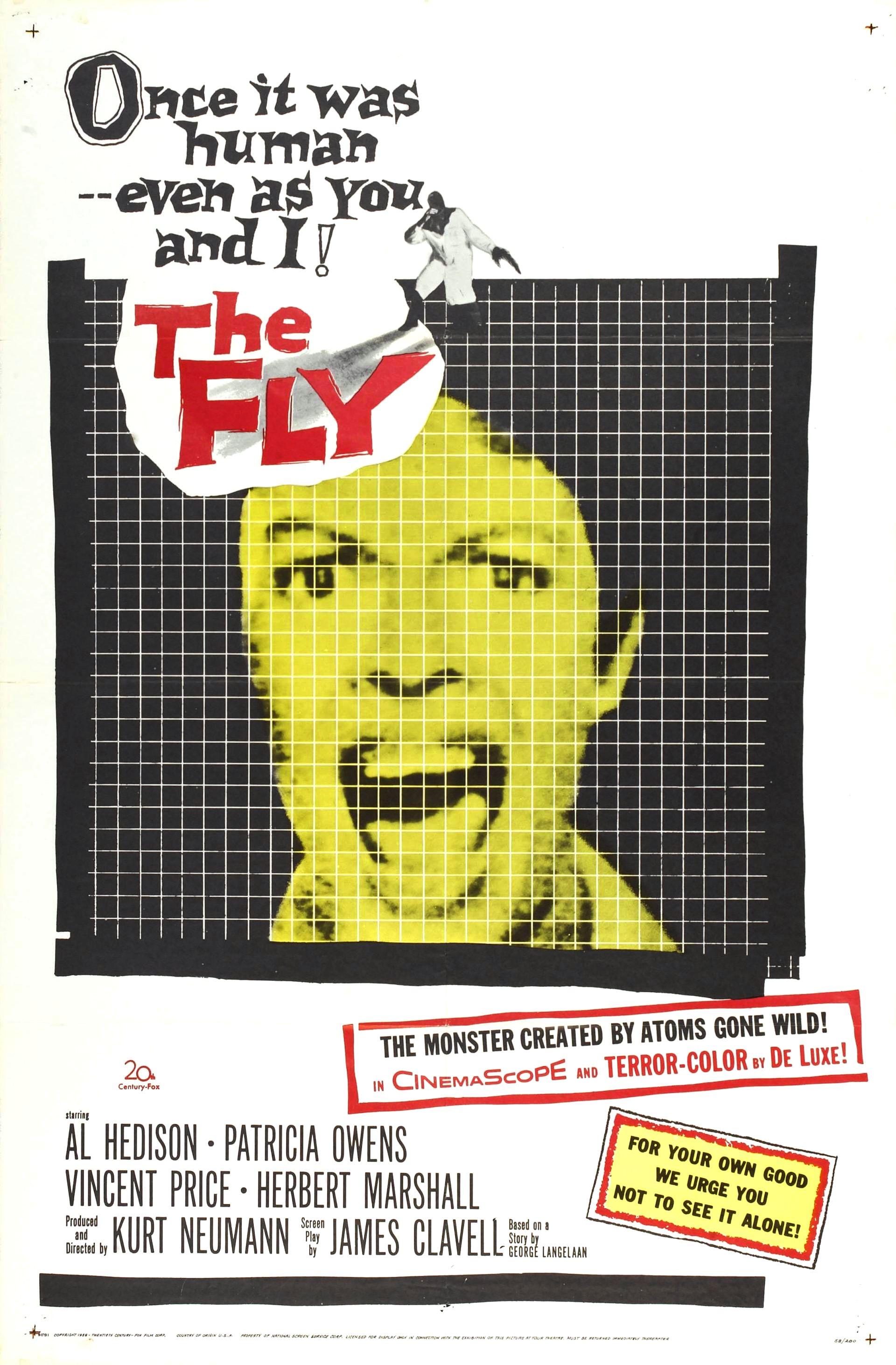 Compras cinéfilas - Página 2 Fly_1958_poster_01