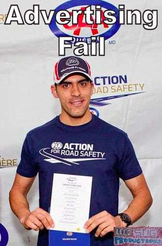 Pastor MalDONado Memes aka the greatest F1 driver of all time 376807_397698900290268_210236375_n
