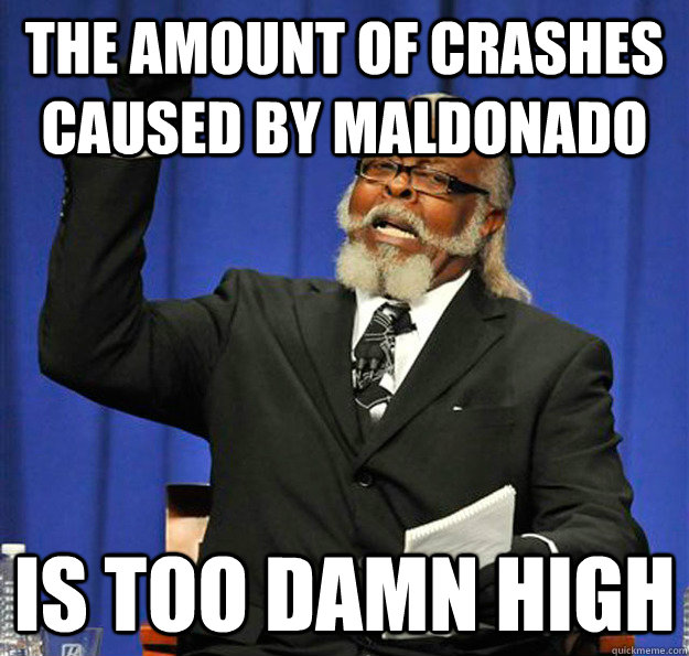 Pastor MalDONado Memes aka the greatest F1 driver of all time 3q0onb