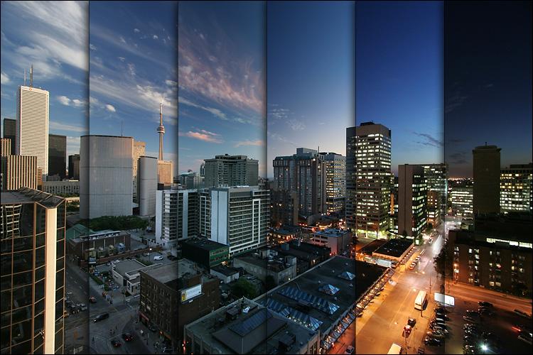 6 Fotografias de Toronto durante 6 horas Cntower_timelapse_frames_02