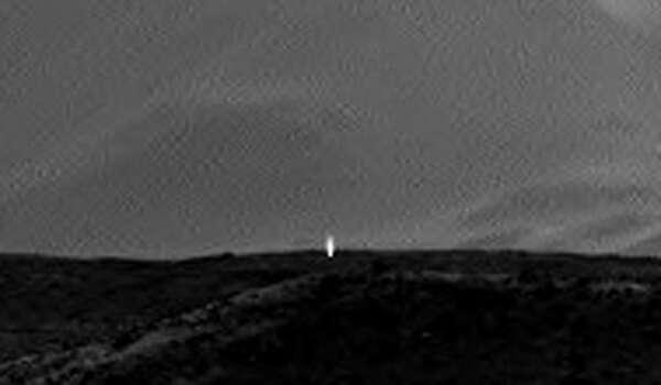 2014: Curiosity : Faisceau lumineux détecté sur Mars? 622x350