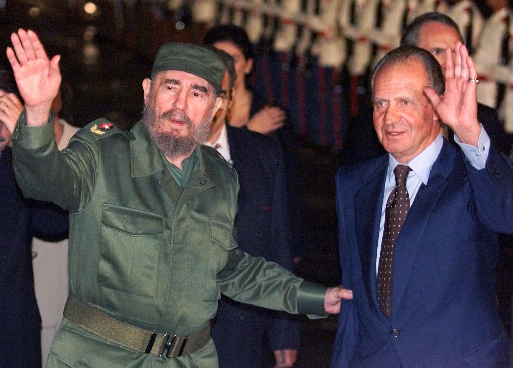 ¿Cuánto mide Fidel Castro? - Altura - Real height RawImage