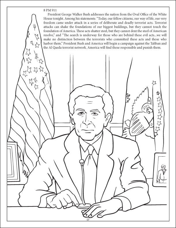 Ben Laden à colorier We-Shall-Never-Forget_17