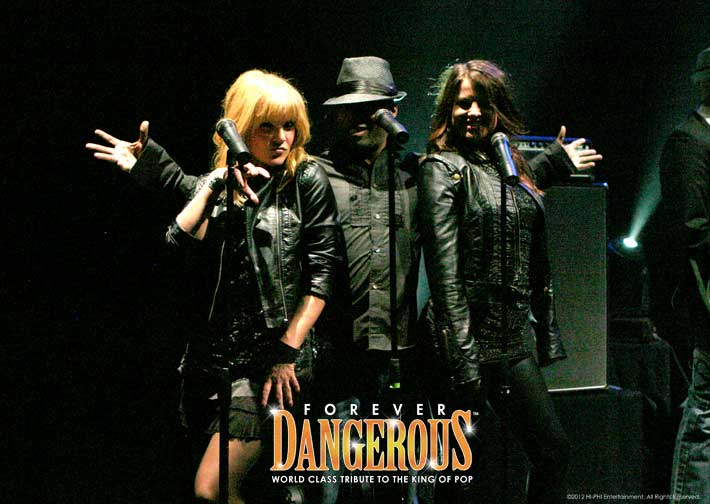 """Forever Dangerous"" Tributo Rock su MJ con Jennifer Batten Singers_5959"