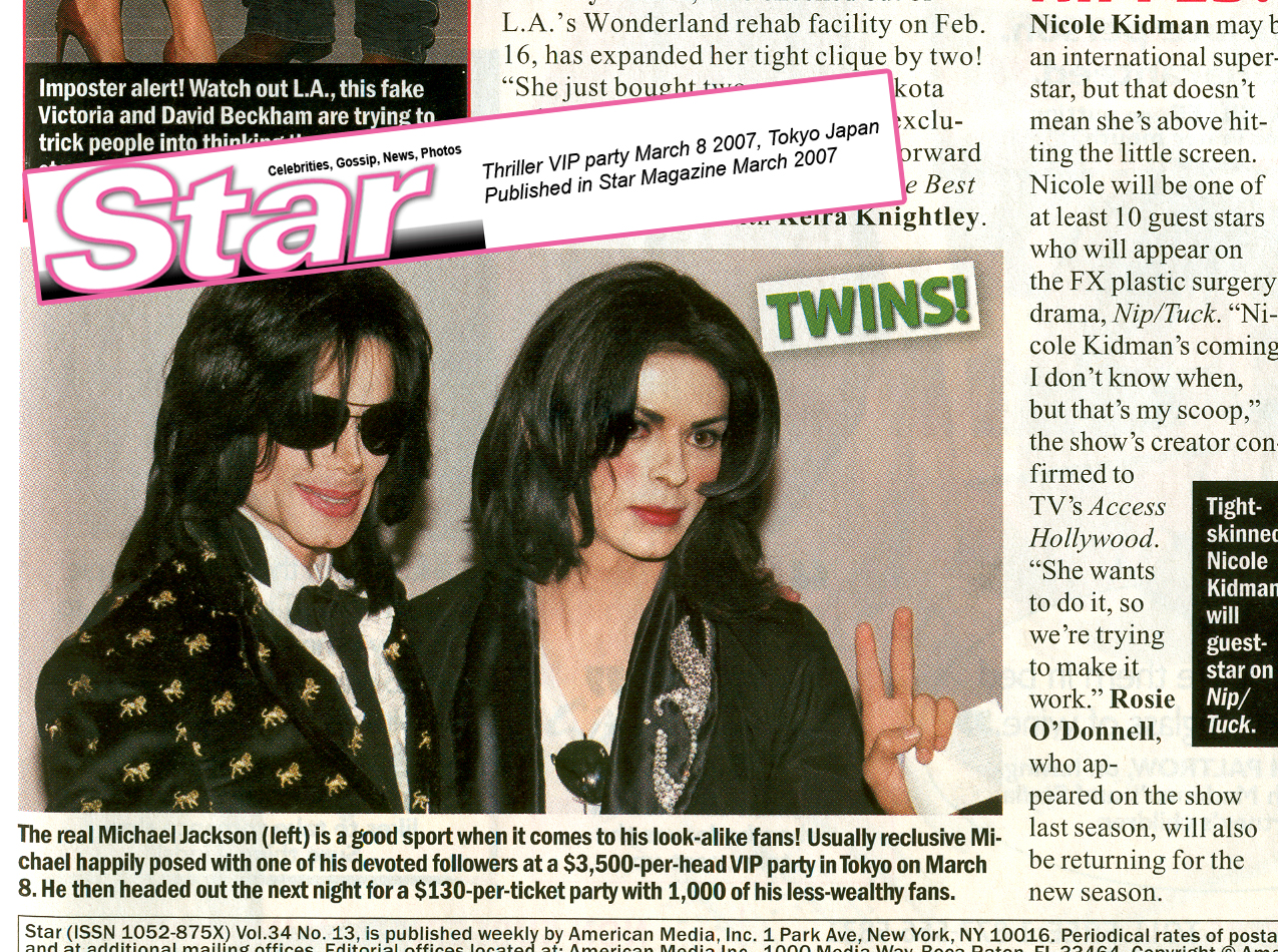 """Forever Dangerous"" Tributo Rock su MJ con Jennifer Batten Star%20mag"