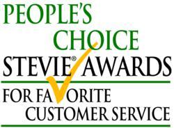 People's Choice Stevie Awards distinguem PT com melhor serviço ao cliente GI_73885_PCSAFCS_Logo