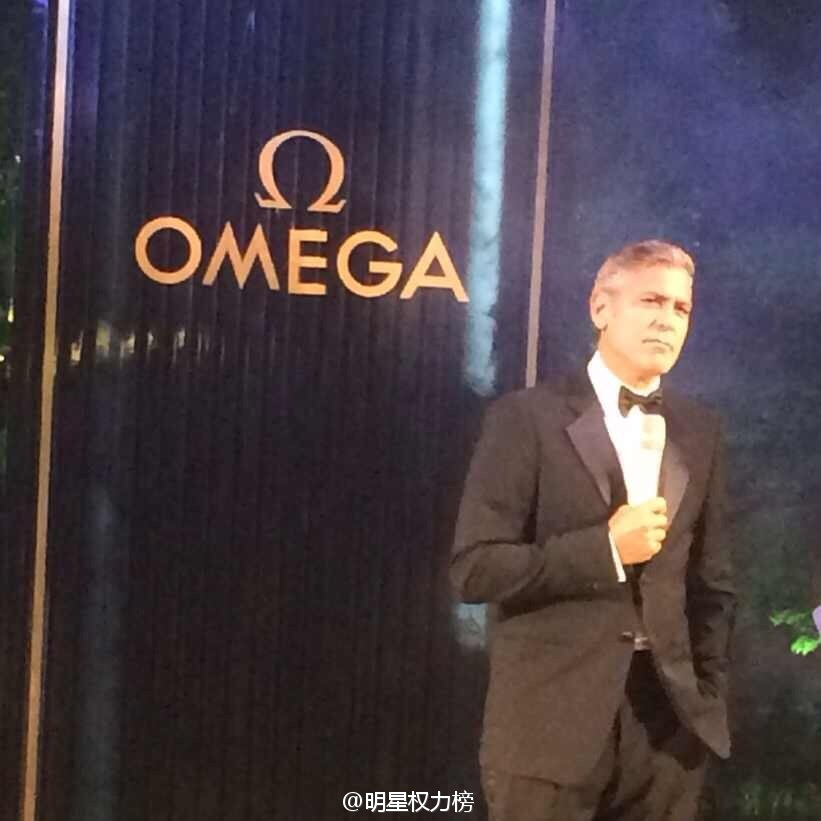 George Clooney expected in Shanghai on 16 May 2014 for Omega celebration - Page 2 005wimYDjw1egge2i929ej30mt0mtgng