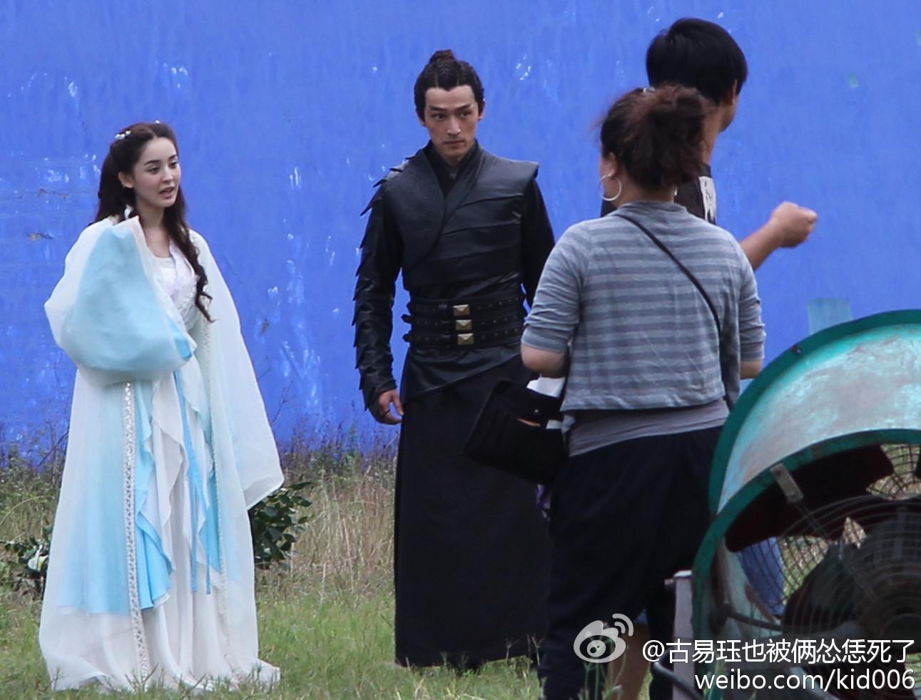 [Thông Tin Phim] Hiên Viên Kiếm - Thiên Chi Ngân - Hồ Ca[2012] 629e6fc8jw1dirp48fg7zj