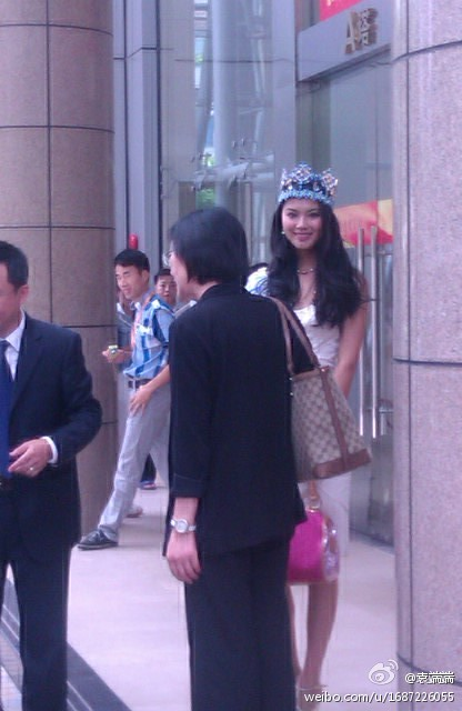 Official Thread Miss World 2012- Yu Wenxia- People's Republic of China - Page 4 649106c7gw1dwljosuhbmj