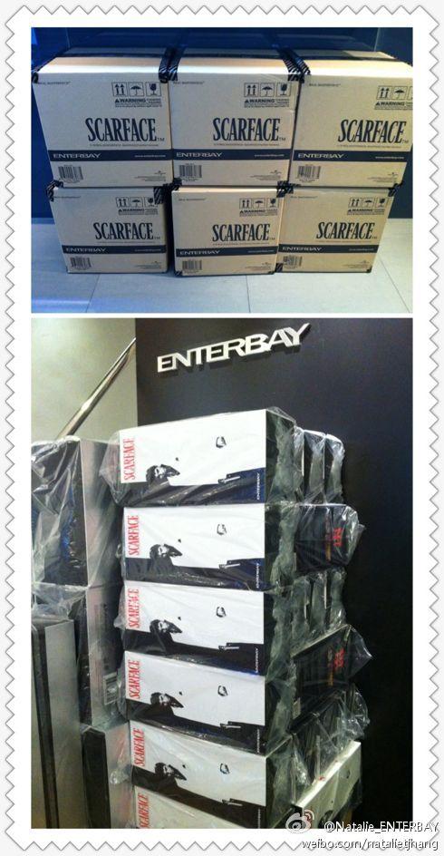 "[Enterbay] Scarface ""War Version"" - 1/6 scale - LANÇADO!!! - Página 5 67b1e2bcjw1dnwqr12pmuj"