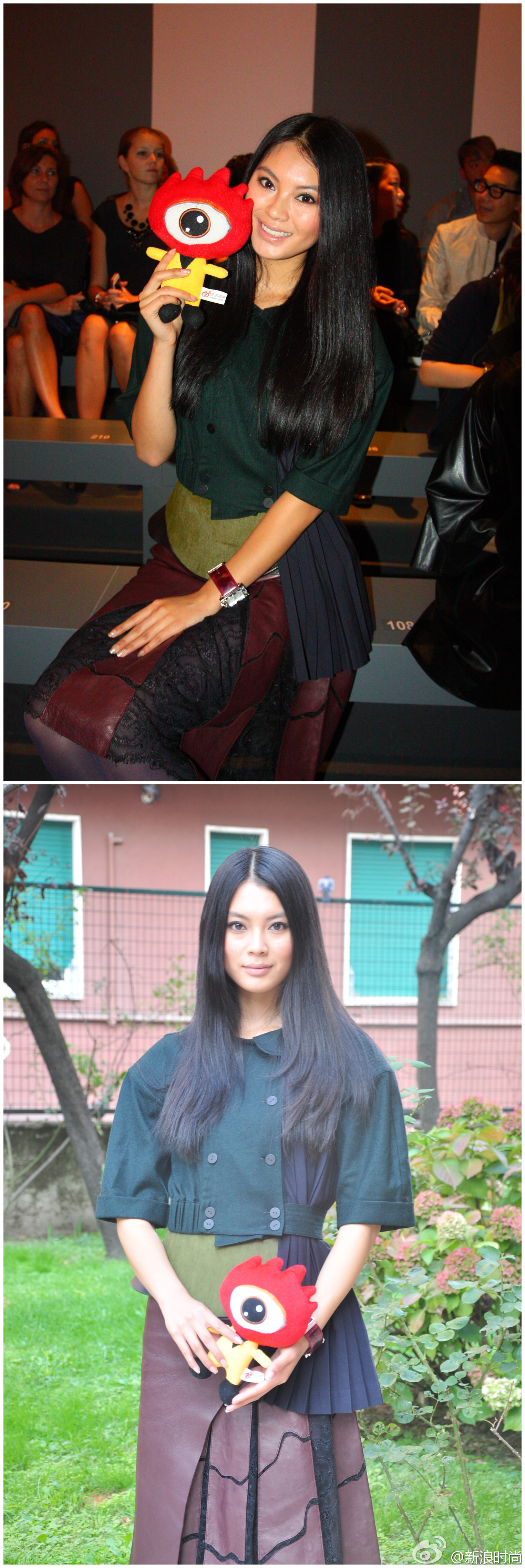 Official Thread Miss World 2012- Yu Wenxia- People's Republic of China - Page 4 693605c5jw1dx6pk0sdgej