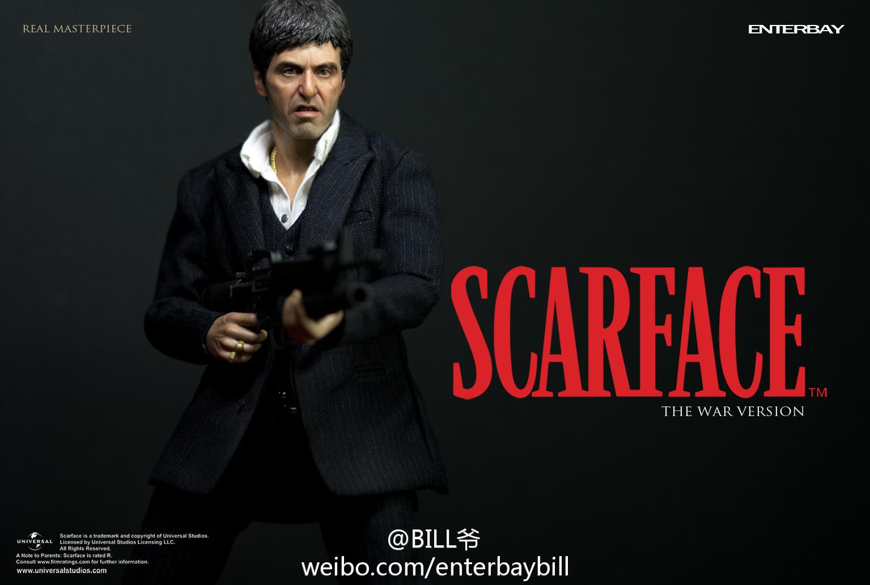 """[Enterbay] Scarface """"War Version"""" - 1/6 scale - LANÇADO!!! - Página 2 69464edegw1dn4e3h9kbuj"""