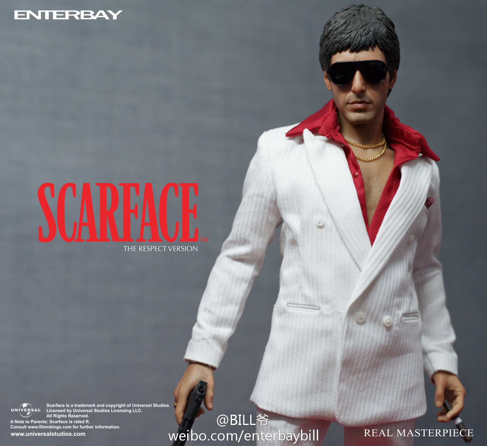 "[Enterbay] Scarface ""Respect Version"" - 1/6 scale  69464edegw1doyil0y73aj"