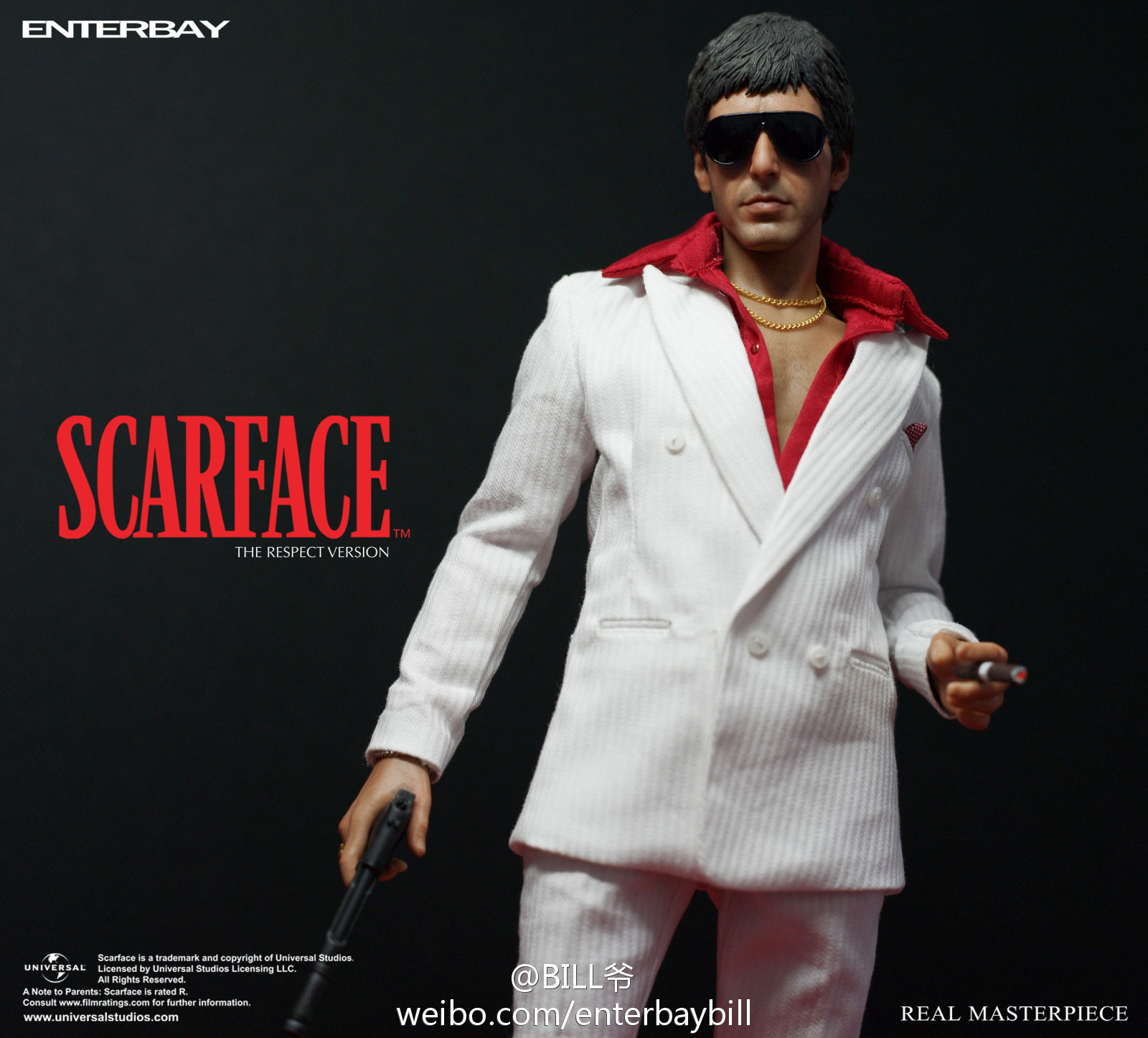"[Enterbay] Scarface ""Respect Version"" - 1/6 scale  69464edegw1doyj580c5hj"
