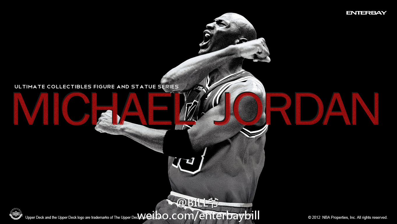[ENTERBAY] NBA Real Masterpiece - Michael Jordan | Series 1 69464edegw1dtxibr5gn6j