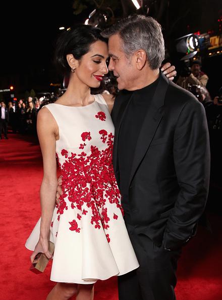 George Clooney and Amal Clooney at the Hail Caesar Premiere LA 697b3ffbjw1f0l3pxvt1nj20c80giadw