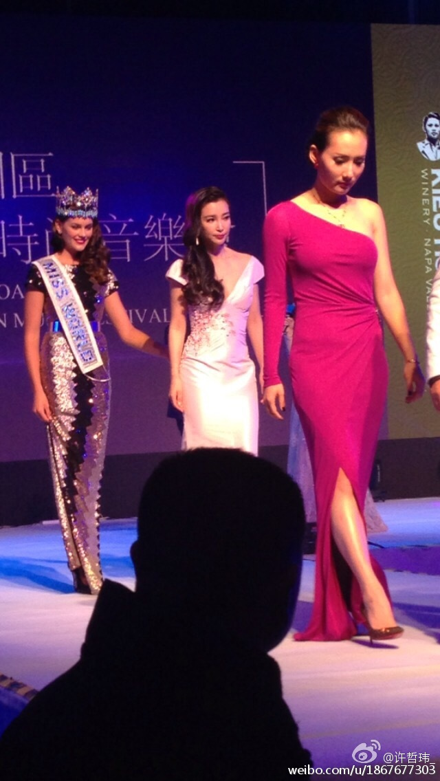 The Official Thread of Miss World 2014 ® Rolene Strauss- South Africa - Page 6 6f527e77jw1eot4ytkz7xj20hs0vkjut