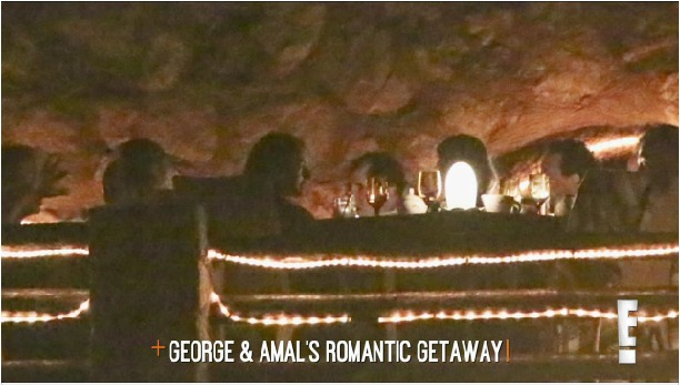 George Clooney and Amal Alamuddin in Cabo: Inside Their First Vacation as an Engaged Couple - New Sighting 693f7a02gw1eg7uvnr14qj20h009nq4c