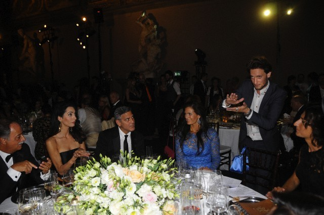 George Clooney and Amal to visit the Celebrity Fight Night Foundation in Florence - Page 6 693f7a02gw1ekerf1p6kjj20hs0btq4l