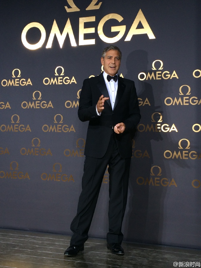 George Clooney expected in Shanghai on 16 May 2014 for Omega celebration - Page 2 693605c5jw1eggdfxygdgj21w02ioe81