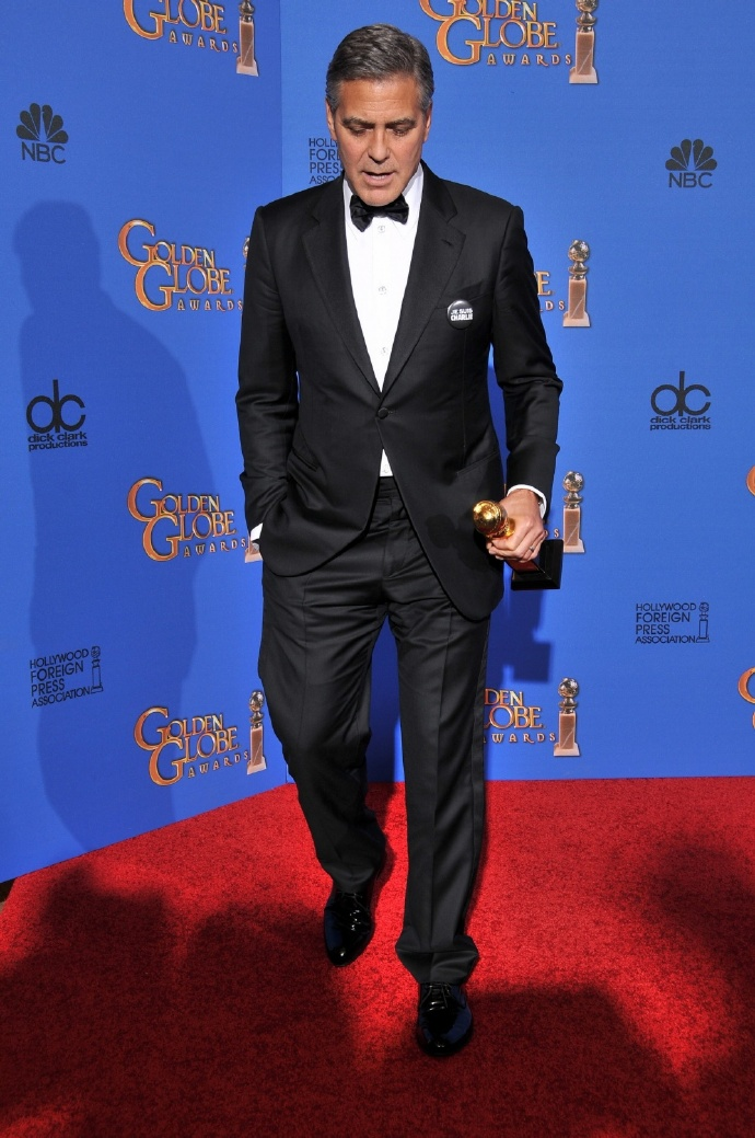 George Clooney at the Golden Globes January 2015 - Page 5 693f7a02gw1eojl9p8thtj20ro15o15b