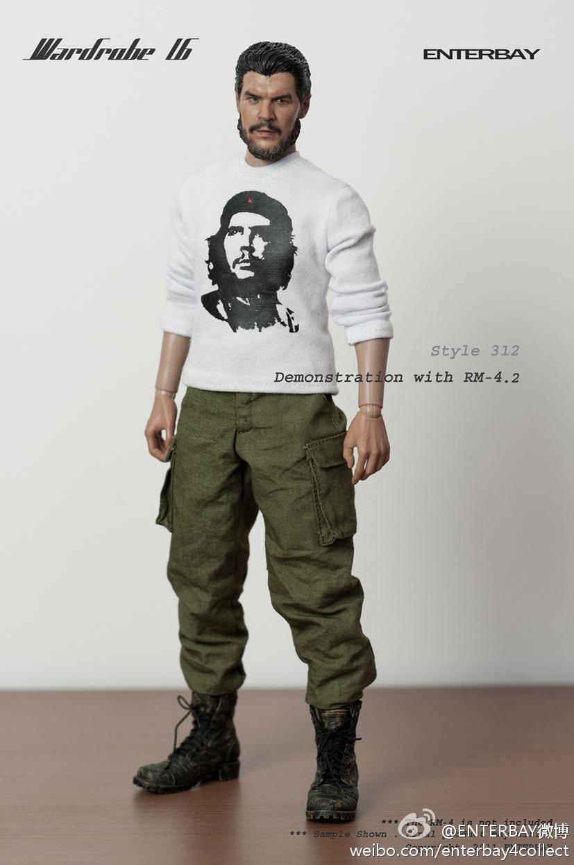 [Enterbay] Che Guevara - 1/6 scale 685ebd96gw1djiy07ebmzj