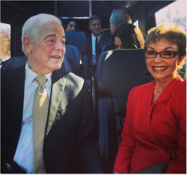 George and Amal picture few month ago? 693f7a02jw1edoyd096mrj20h30g2jtk