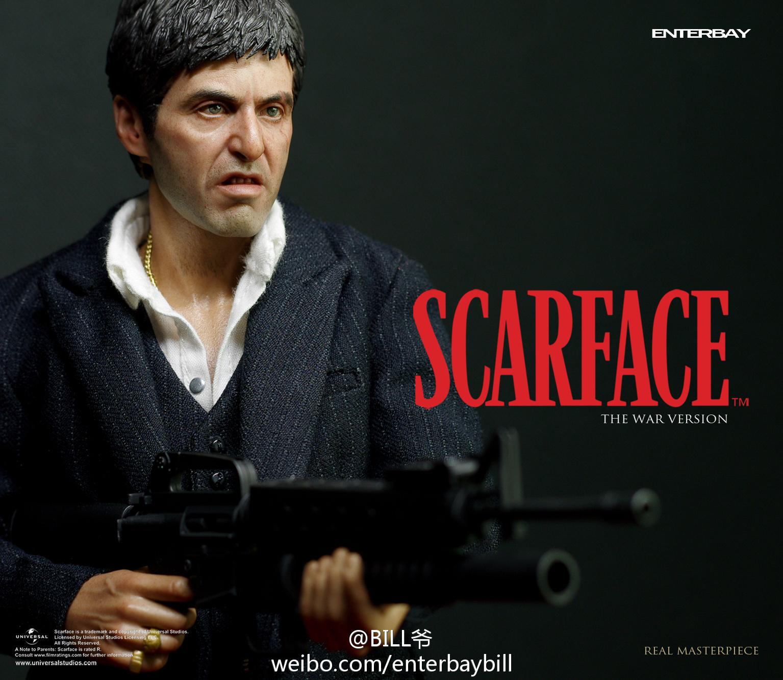 """[Enterbay] Scarface """"War Version"""" - 1/6 scale - LANÇADO!!! - Página 2 69464edegw1dn4dxlfxcjj"""