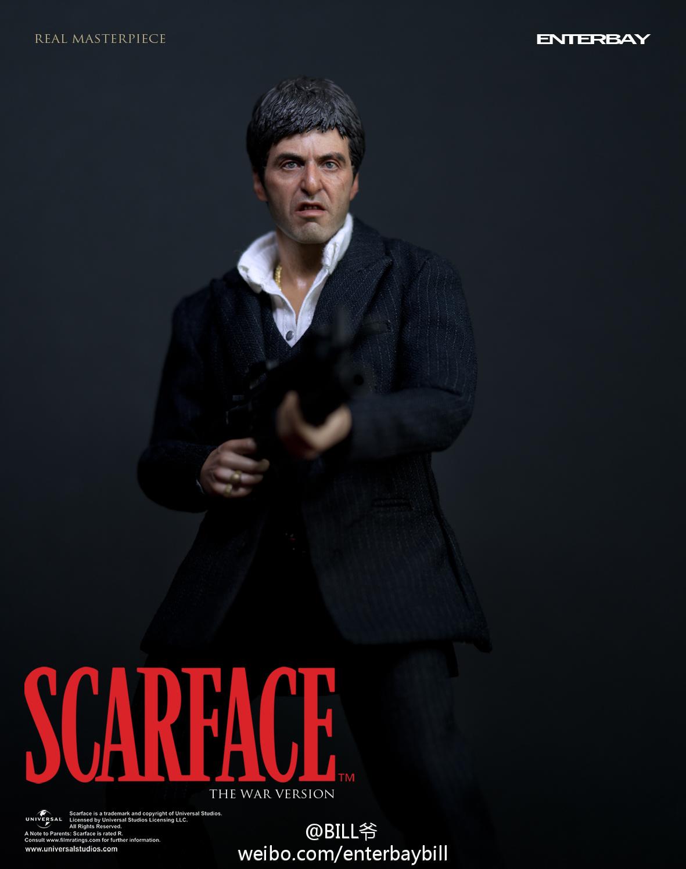 """[Enterbay] Scarface """"War Version"""" - 1/6 scale - LANÇADO!!! - Página 2 69464edegw1dn4dzhtggfj"""