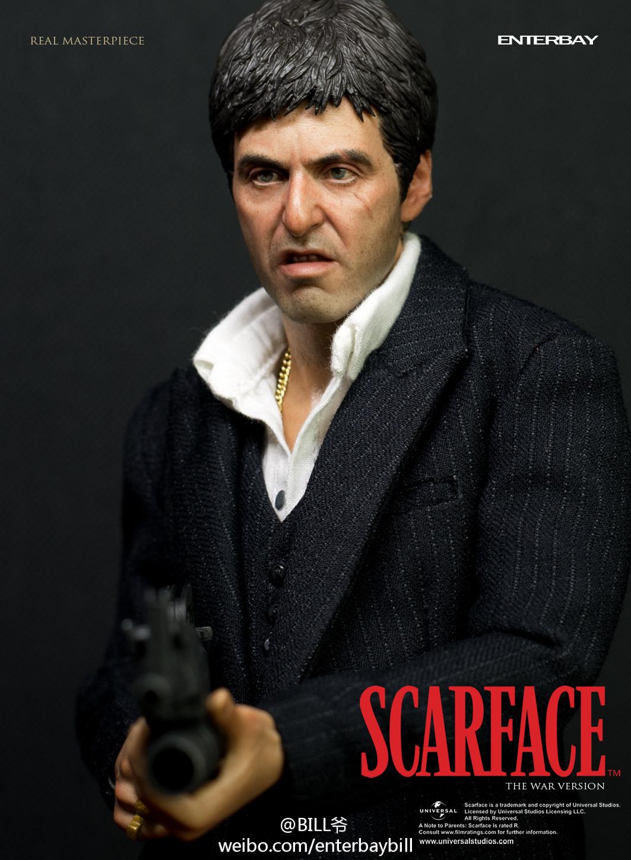 """[Enterbay] Scarface """"War Version"""" - 1/6 scale - LANÇADO!!! - Página 2 69464edegw1dn4e1nzc5bj"""