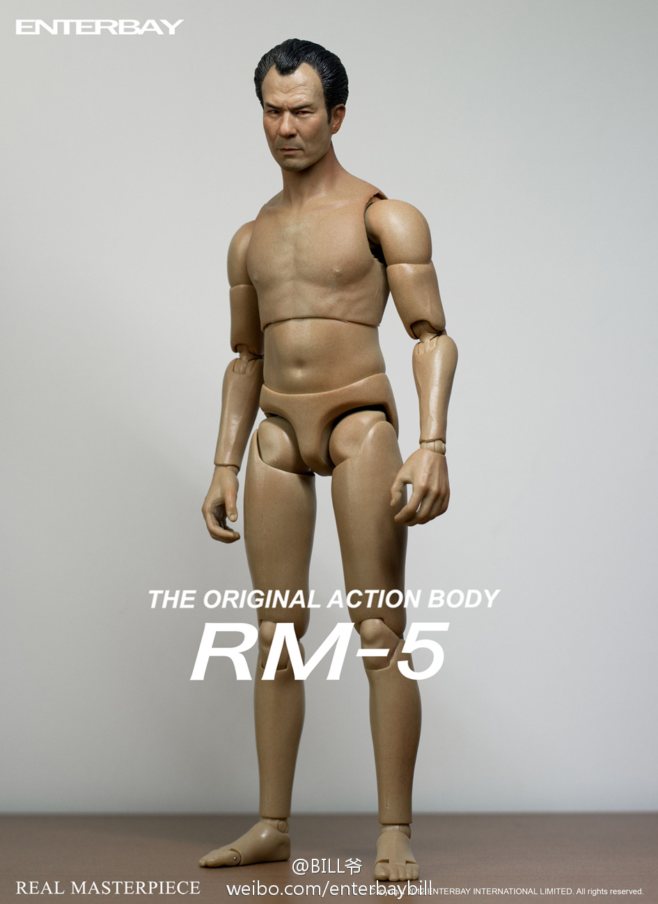 [Enterbay] Original Action Body - RM-5 With Style - 313 69464edegw1doyhl1oxw6j