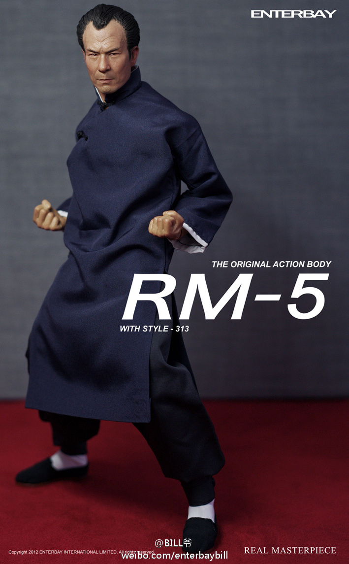 [Enterbay] Original Action Body - RM-5 With Style - 313 69464edegw1doyhtlk9f5j
