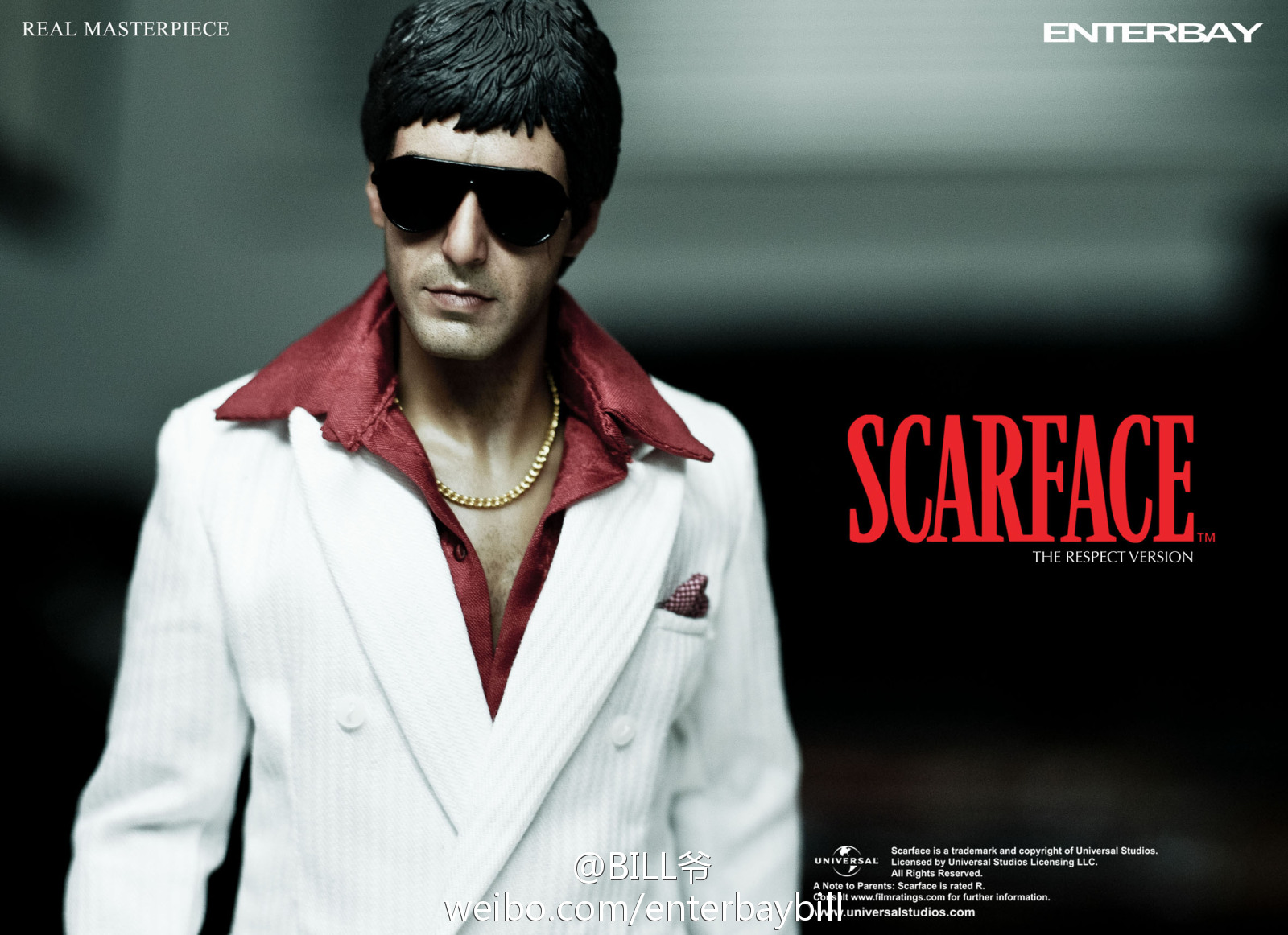"[Enterbay] Scarface ""Respect Version"" - 1/6 scale  69464edegw1doyien2yn9j"